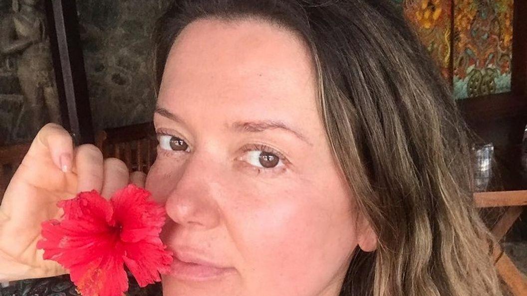 43-летняя певица Наталья Могилевская показала себя без макияжа