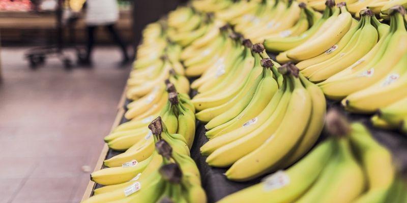 Экспорт бананов из Украины за год вырос в три раза