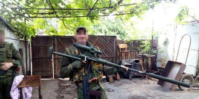 У лютому контррозвідка СБУ викрила вісім бойовиків