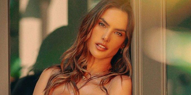 Экс-ангел Victoria's Secret Алессандра Амбросио снялась в сексуальной фотосессии