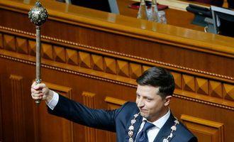 Украинцы все еще готовы голосовать за Зеленского