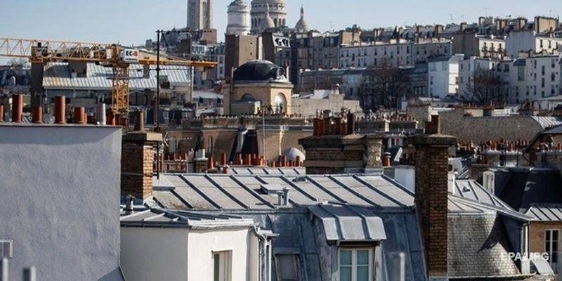 Экономика Франции упала на 8,2% в 2020 году