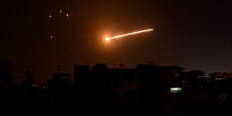 Израиль нанес авиаудары по объектам в Сирии, есть жертвы