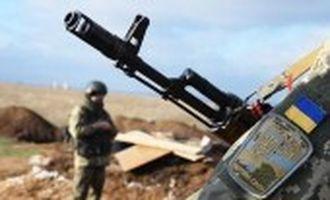 """ООС: бойовики двічі порушили """"режим тиші"""""""