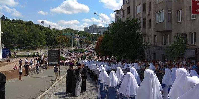 Московська церква в Україні не буде проводити хресну ходу до річниці Хрещення Русі