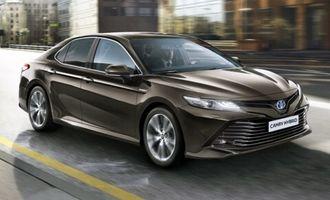В Раде решили потратить 18 миллионов гривен на новенькие Toyota