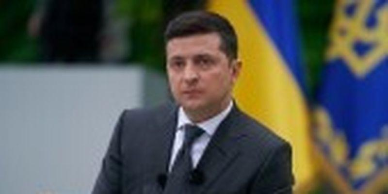 Зеленський пропонує ВР змінити порядок допуску слідчих і прокурорів у районі забезпечення нацбезпеки на Донбасі