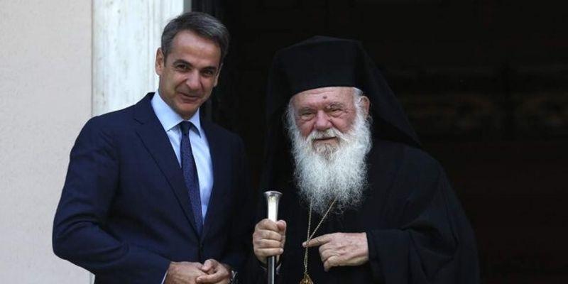 В Греции не будут выводить священников из категории госслужащих
