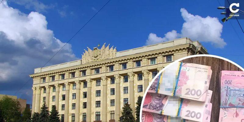 Замглавы Харьковского облсовета задержали на взятке в миллион гривен
