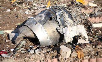 Україна звинуватила Іран в маніпуляціх щодо причин катастрофи літака МАУ