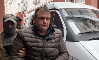 Адвокат говорит, что экспертиза не обнаружила на взрывчатке отпечатков Есипенко