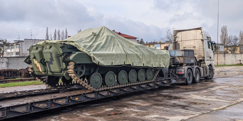 Житомирский бронетанковый досрочно передал армии партию БМП-2