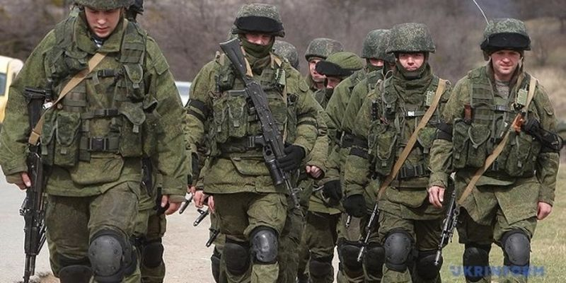 Войск РФ у границ Украины недостаточно для масштабного наступления