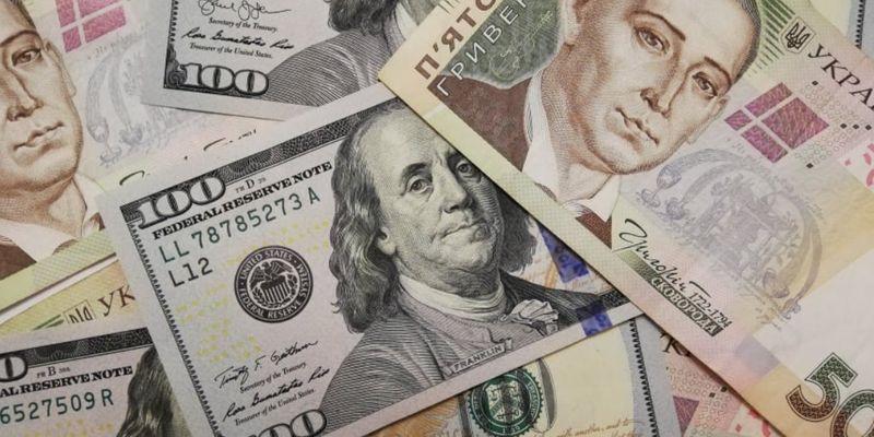 Гривна начала дешеветь в четверг. Официальный курс валют на 8 апреля