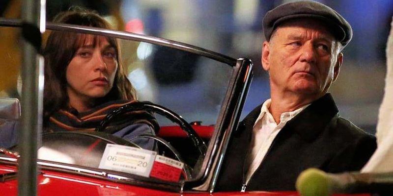 """Первый взгляд: Билл Мюррей и Рашида Джонс в комедии Софии Копполы """"Со льдом"""""""