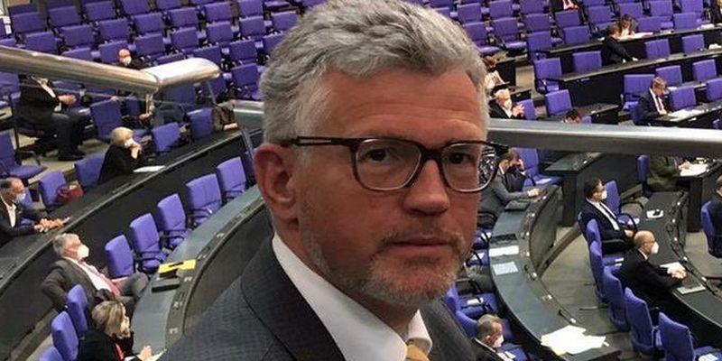 Посол України дорікнув Німеччині за страусину політику щодо українців