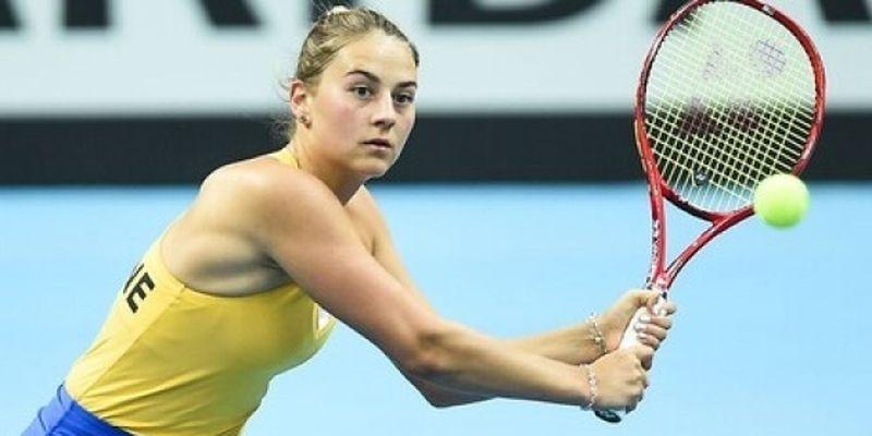 Теннис: удар украинки Костюк претендует на звание лучшего в апреле