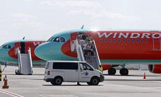 Windrose будет летать из Киева на родину Зеленского