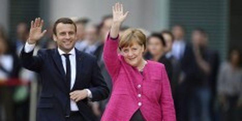 Зеленский обсудит ситуацию на Донбассе с Меркель и Макроном — СМИ