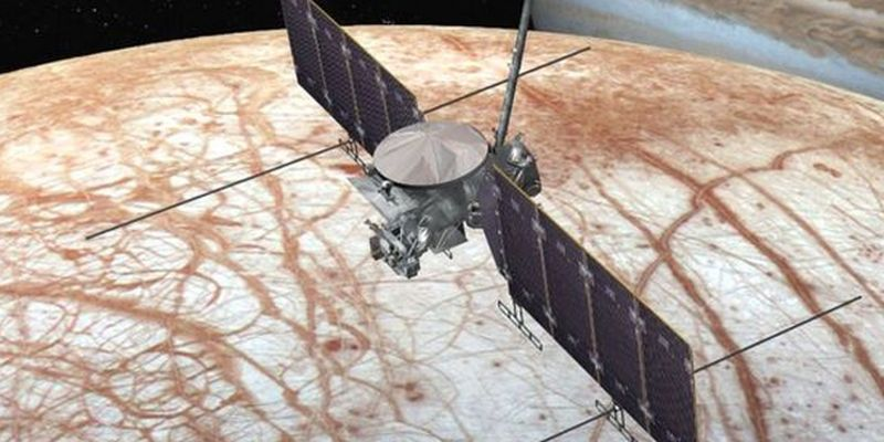 У NASA затвердили місію з пошуку життя на супутнику Юпітера