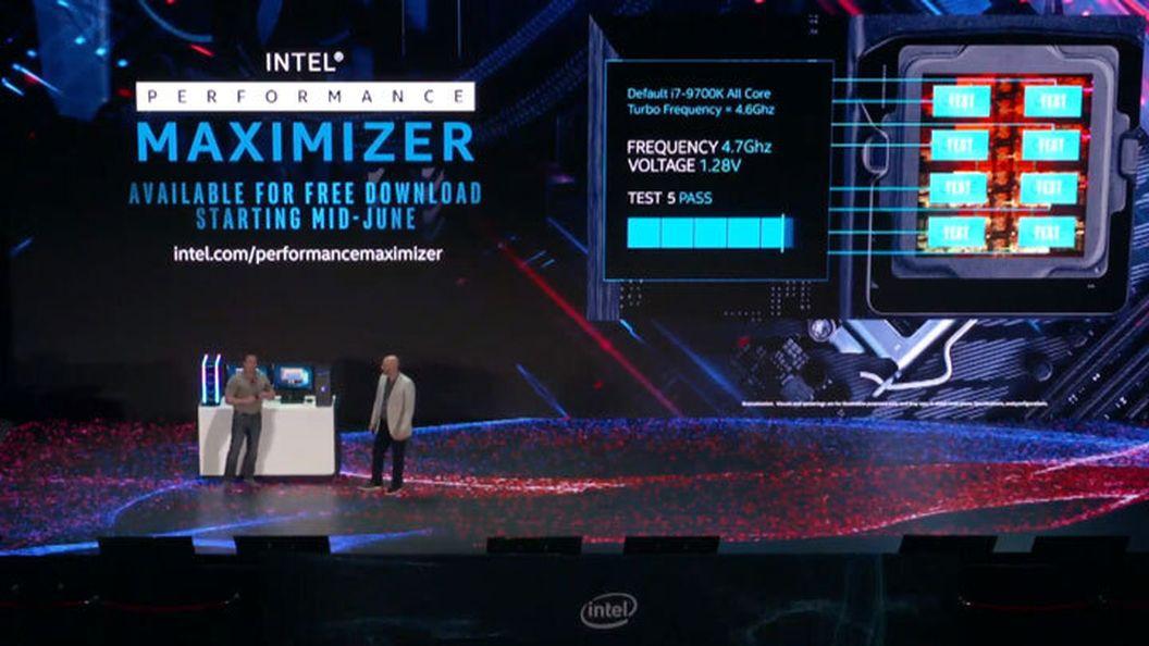 Инструмент Intel Performance Maximizer доступен к загрузке