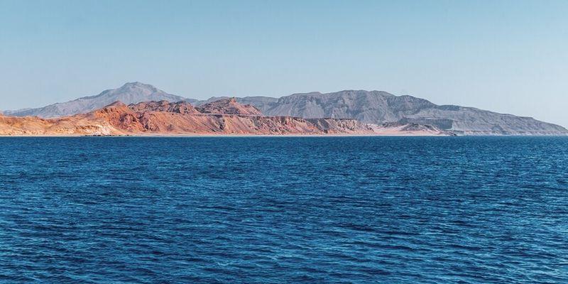 Червоне море виявилося океаном