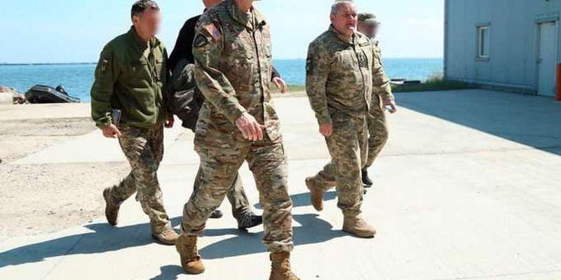 Командующий Сил спецопераций США в Европе приехал в Украину