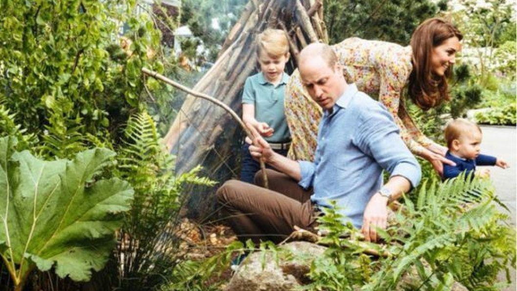 Як герцоги Кембриджські святкують день народження принца Джорджа