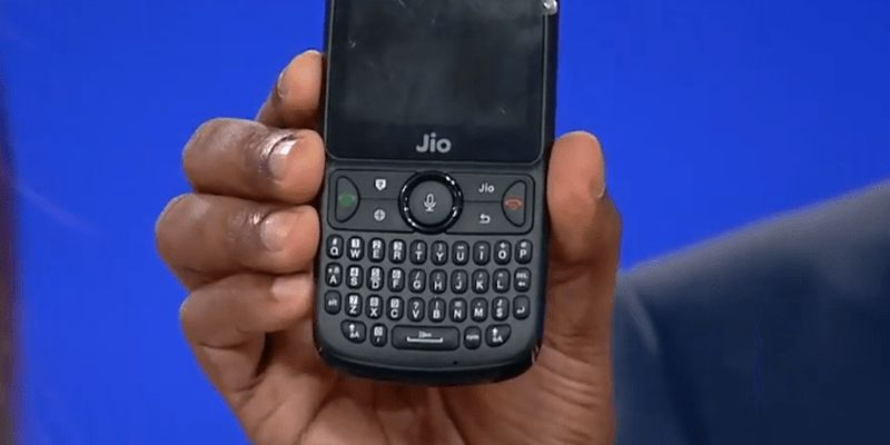 Reliance Jio працює над сартфоном за 50$