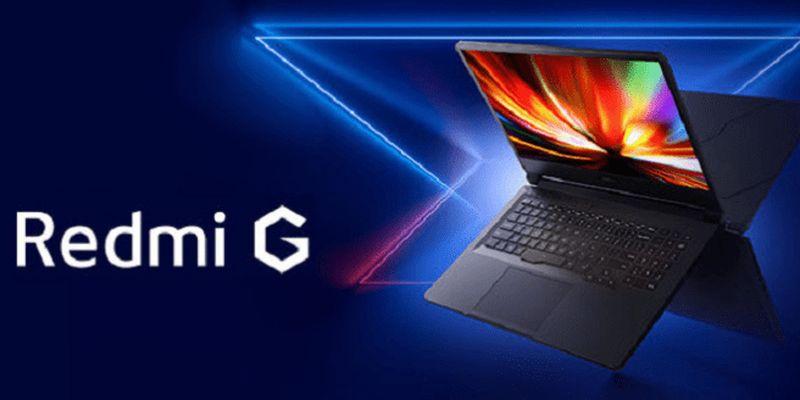 Представлений ігровий ноутбук Redmi G