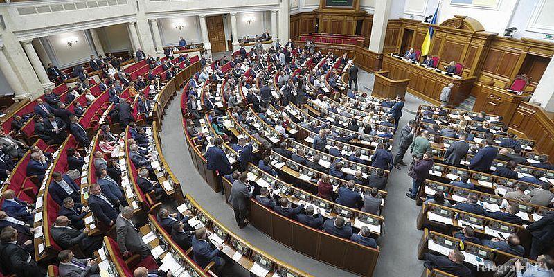 Нардепы хотят начать штрафовать украинцев за сексизм