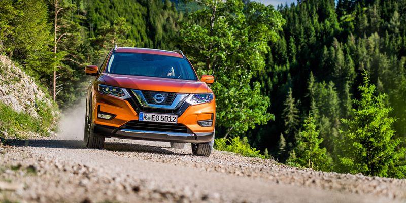 Представлено новий Nissan X-Trail з гібридним приводом e-Power