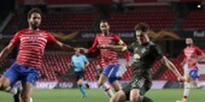 """Футбол: """"Манчестер Юнайтед"""" здобув перемогу у першій зустрічі 1/4 фіналу ЛЧ"""