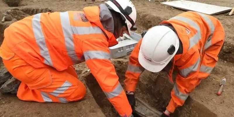 В Британии при постройке железной дороги обнаружили 3000 тел