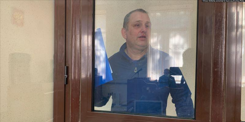 У Криму заарештованому журналісту Єсипенку висунули нове обвинувачення
