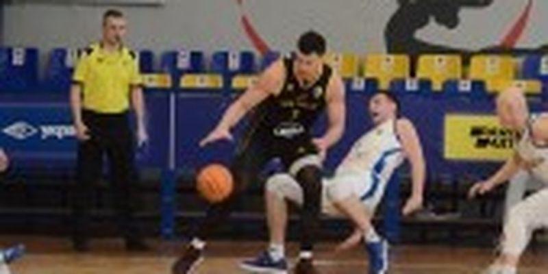 Баскетбол: лідер баскетбольної Суперліги здобув 25-ту перемогу