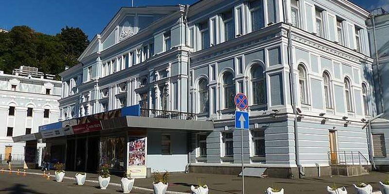 Театр імені Івана Франка після локдауну презентує прем'єру, присвячену Богдану Ступці та Сергію Данченку