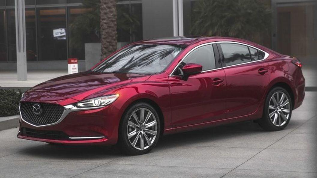 Преимущества и недостатки Mazda 6