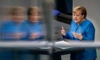Меркель заявила про необхідність прямого діалогу ЄС з Кремлем