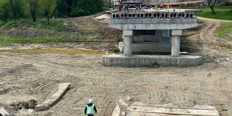 Велике будівництво: капітально відремонтують міст через Сірет, що у Сторожинці