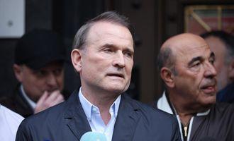 Медведчук не отримує зарплату депутата під домашнім арештом