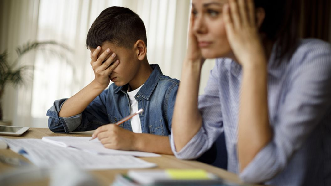 «Устала ежедневно делать уроки с сыном-второклассником»