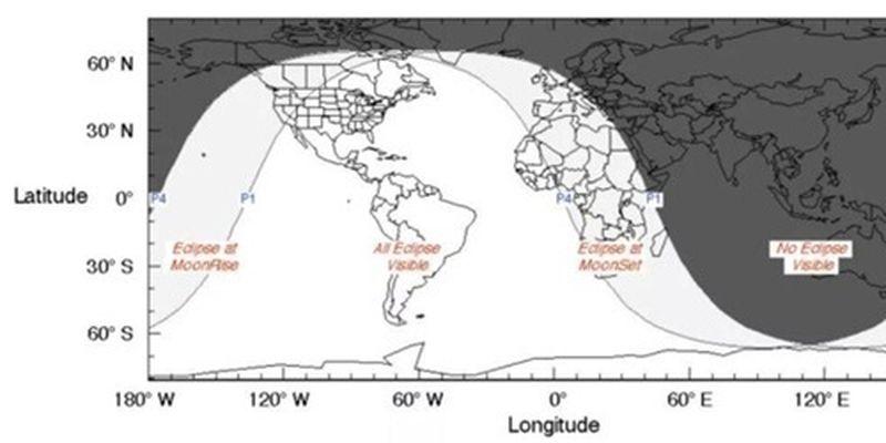Громовая Луна накроет Землю 5 июля − онлайн