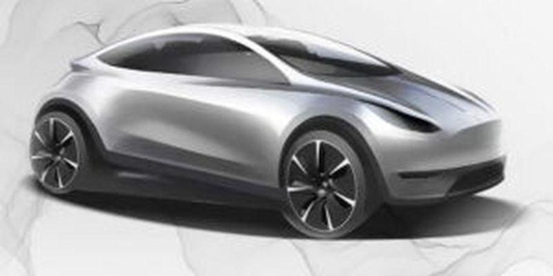Еще дешевле: Tesla показала новый бюджетный электрокар