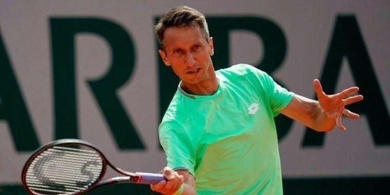 Стаховский проиграл индийцу на турнире ATP в Праге