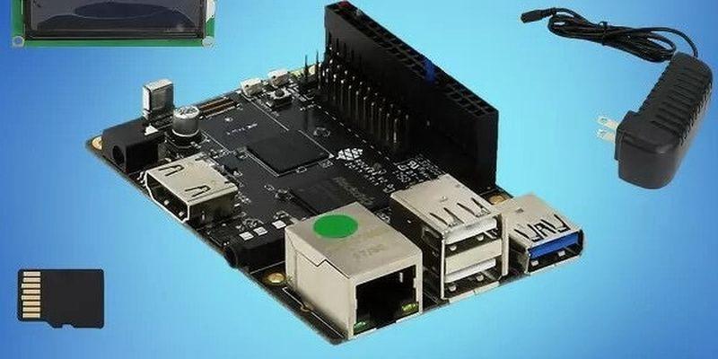 Створено крихітний ПК швидший за Raspberry Pi 3