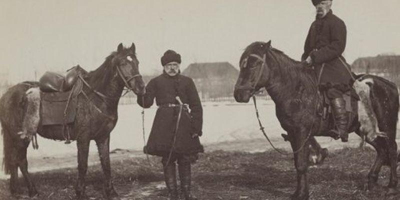 Як одягалися українці наприкінці XIX ст. - добірка фото