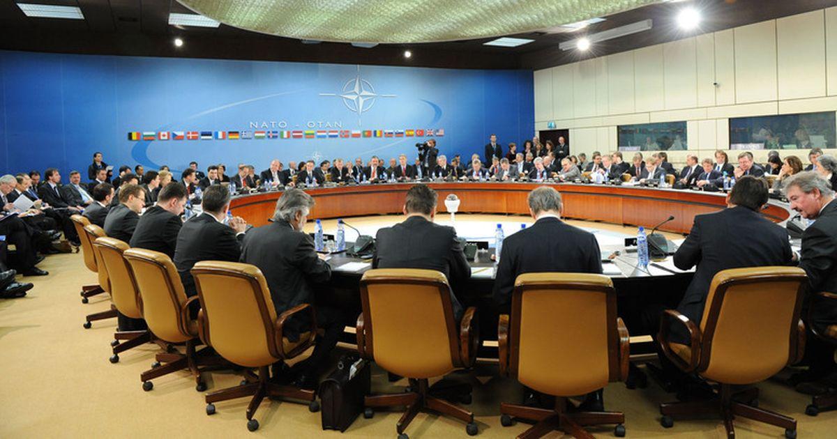 north atlantic council meeting - 775×516