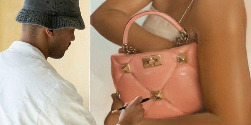 Когда мода встречает искусство: 5 художников нарисовали сумки Valentino