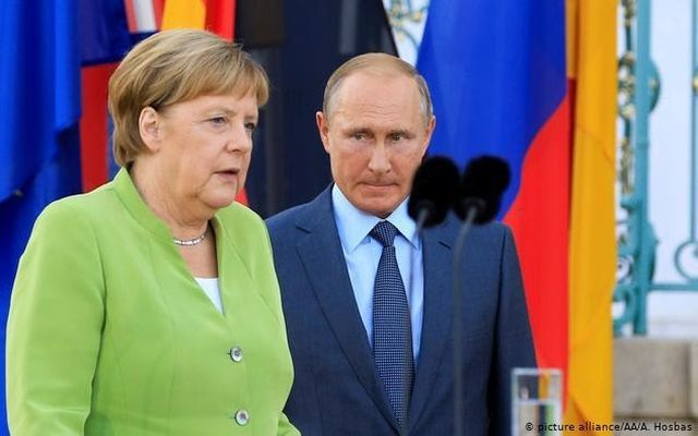 Ангела Меркель - Фото 4